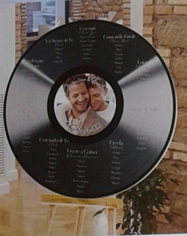 tableau de mariage tema musica
