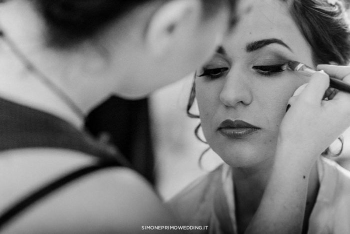 Make Up & Hair per Giulia
