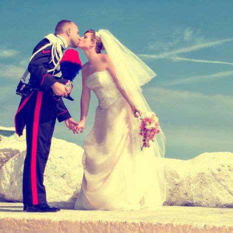 sposi carabinieri