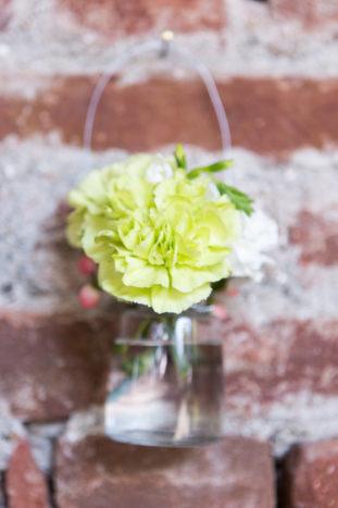 Dettaglio allestimento floreal