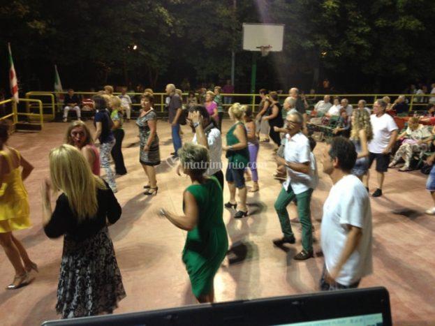 Tutti in pista a ballare