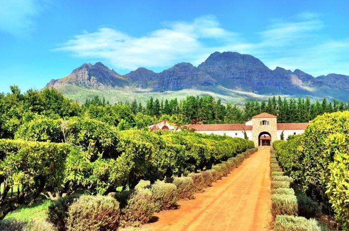 Il Sud Africa