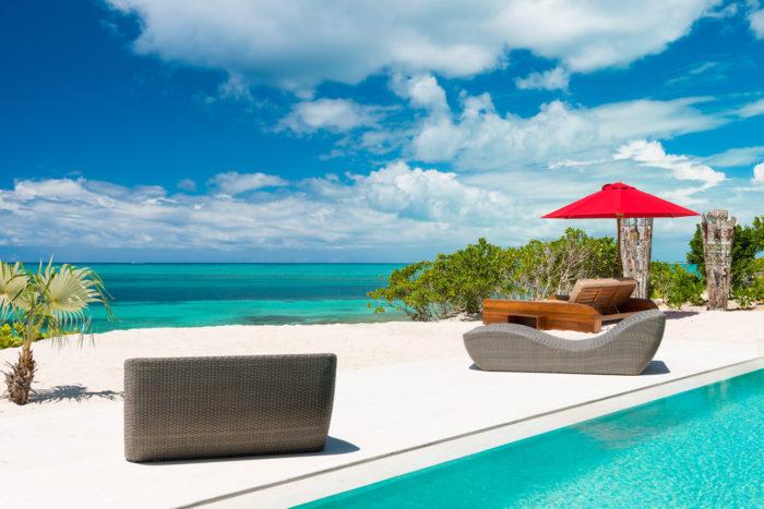 Resort da sogno nei caraibi