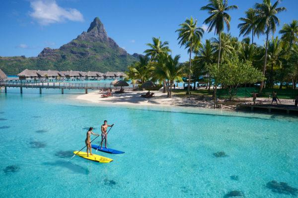 Bora Bora, un paradiso