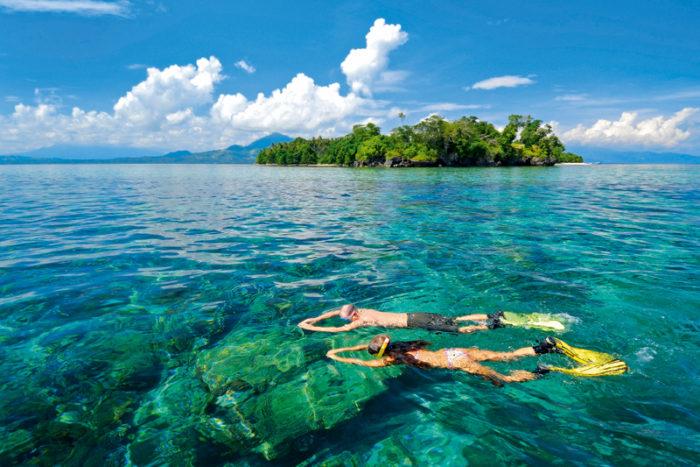 Snorkeling e attività