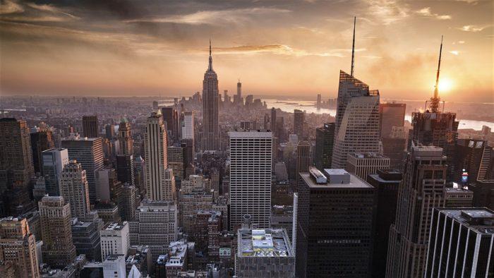 Città nel mondo, New York