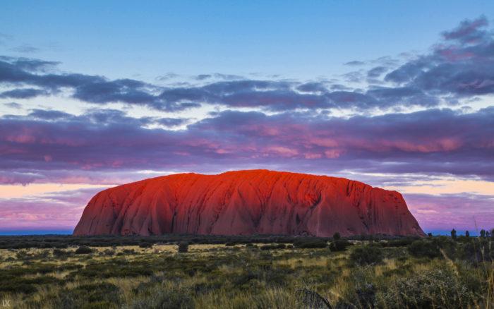 Uluru, Red Centre, Australia