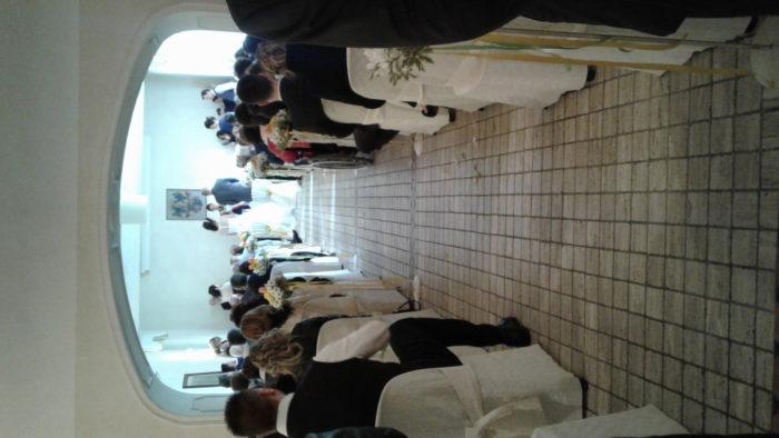 cerimonia in location