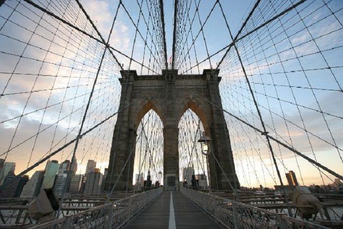 New York - Ponte di Brooklyn