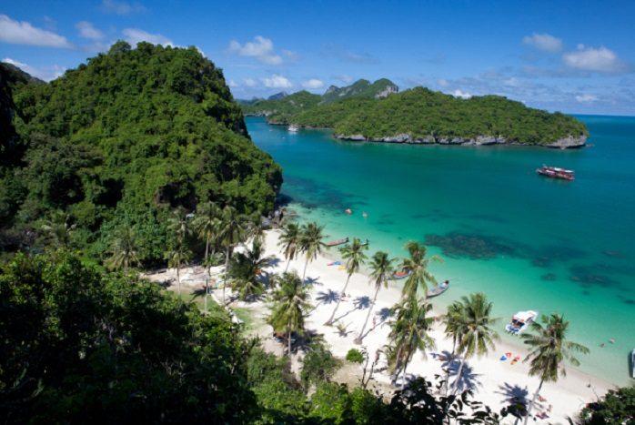 Thailandia - Ang Thong
