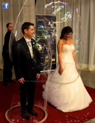 Sposi dentro la bolla 2