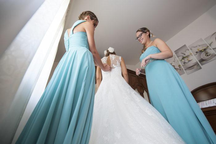 Matrimonio preparativo