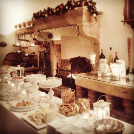 Buffet in Antica Cucina