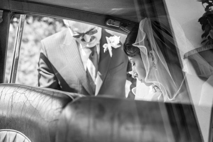 Matrimonio emozione