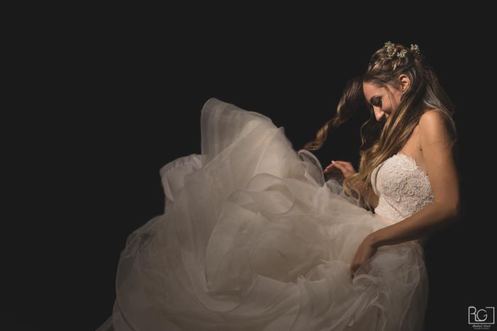 Il lancio della sposa