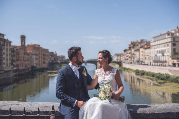 Ponte Vecchio in Love