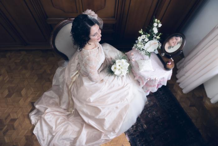 La sposa ed il suo fascino