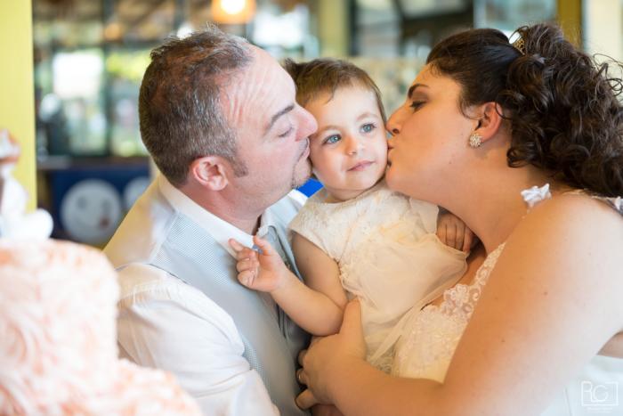 Amore di una famiglia sposata