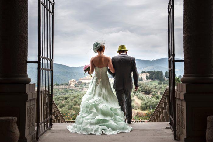 Matrimonio ingresso