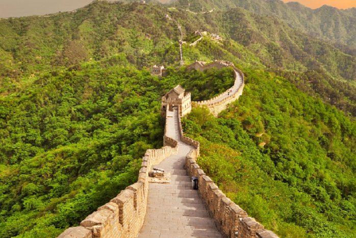 Pechino - La Grande Muraglia