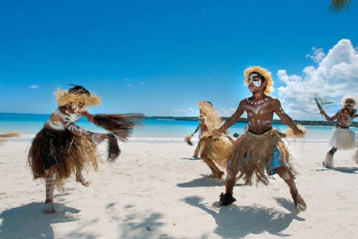 Nuova Caledonia - Danze locali