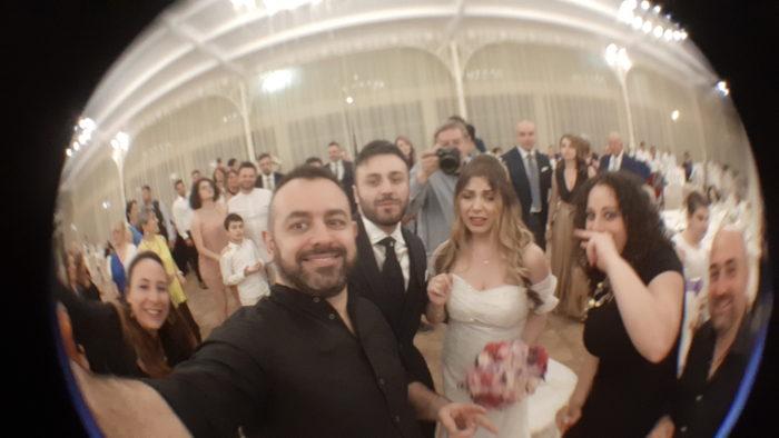 Flash Mob Sposi