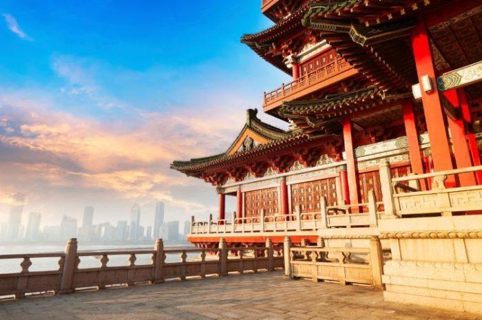 Oriente Cina