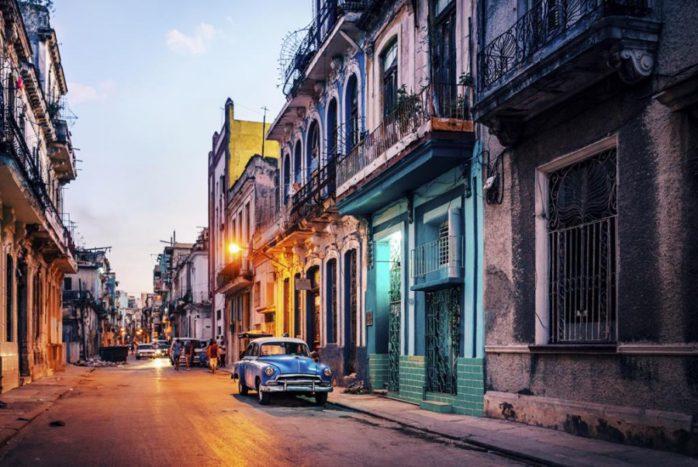 Caraibi Cuba