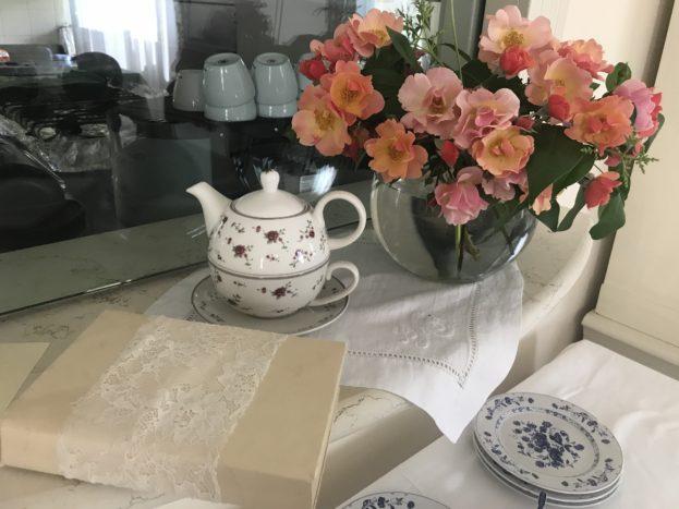 Le rose di Villa Pepoli