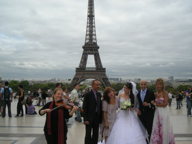 parigi wedding