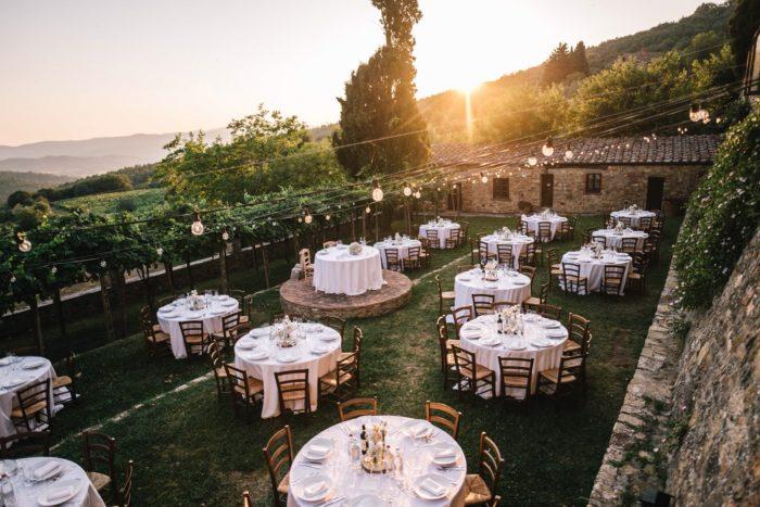 Allestimento Toscana
