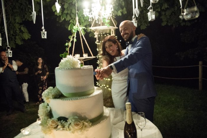 Taglio Torta Noemi Wedding