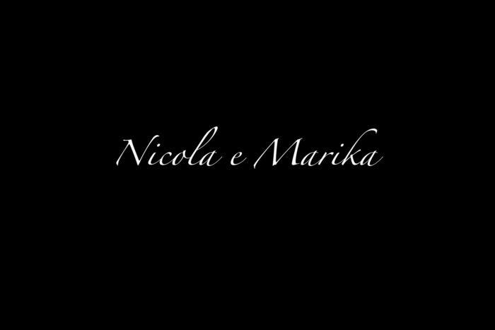 Nicola e Marica