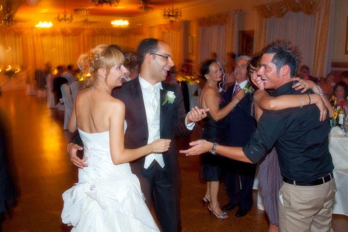 ballo in compagnia