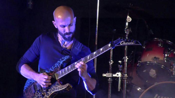 Nicola Schintu Guitar 2