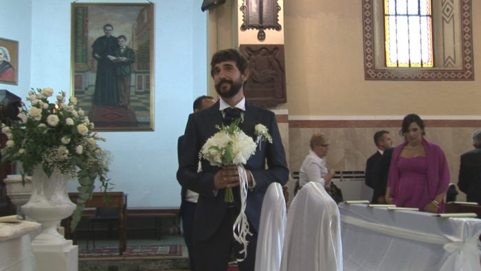 Lo sposo che aspetta...