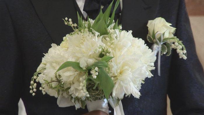 Bouquet dello sposo