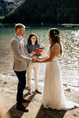 Noemi Wedding Braies