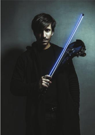 Dj set-Violino elettrico