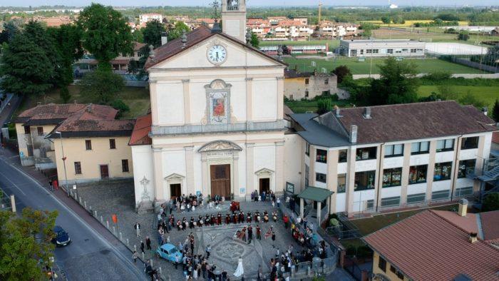 chiesa ripresa con drone 2