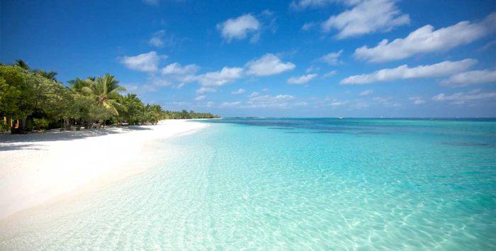 Maldive spiaggia 2