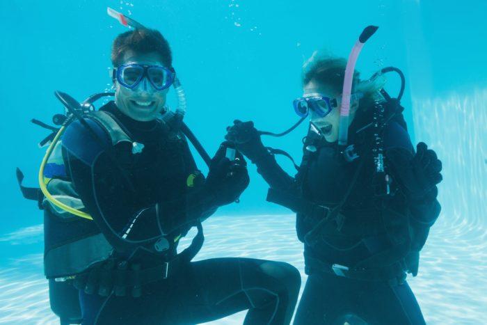 matrimonio subacqueo Maddalena