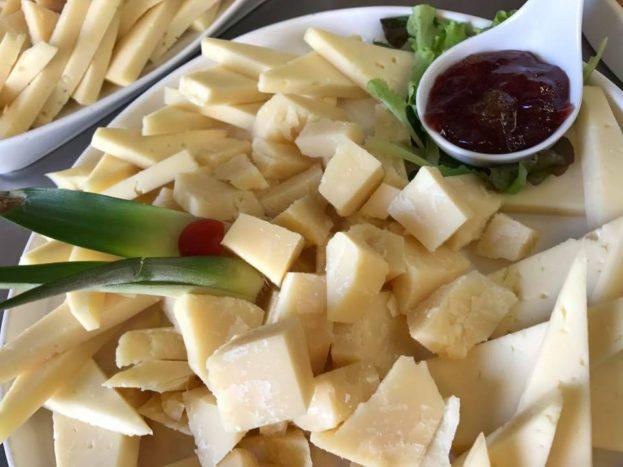 formaggi e marmellatine