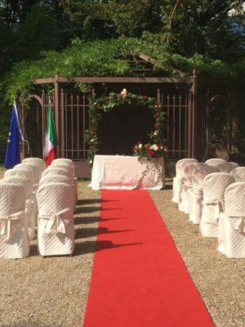 cerimonia gazebo
