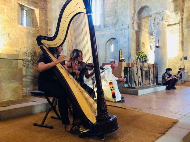 Violino e Arpa Cerimonia