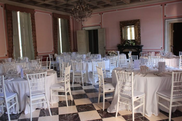 Matrimonio in villa d'epoca