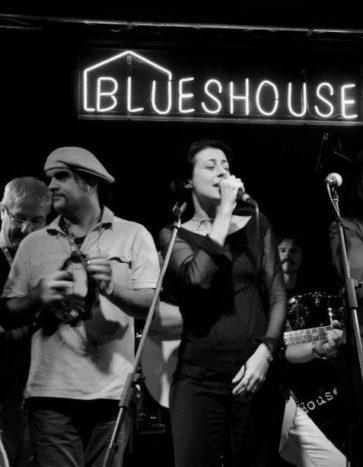 Al Blueshouse, Milano