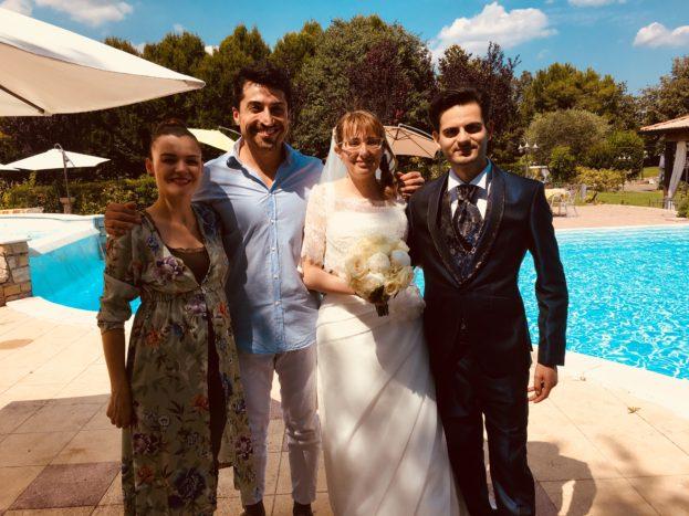 Con Chiara e Giovanni, 6/18