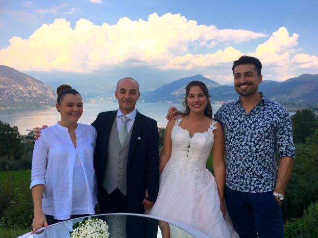 Con Lucia e Salvatore, 9/18
