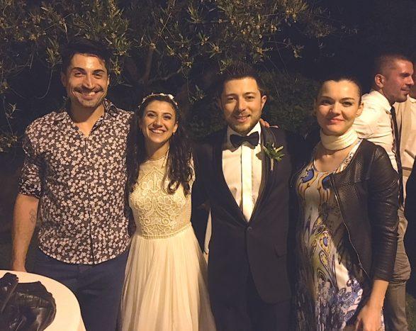 Con Rachele e Giuseppe, 6/18